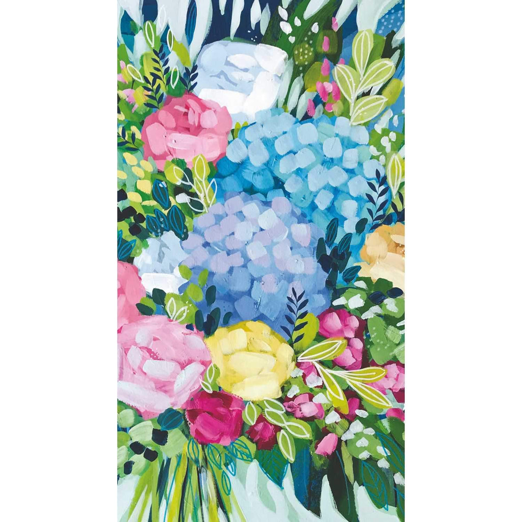 Royal Bouquet Guest Towel