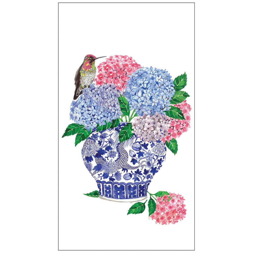 Dynasty Bouquet Guest Towel