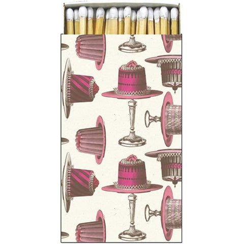 Soiree Decorative Matches (min.10)