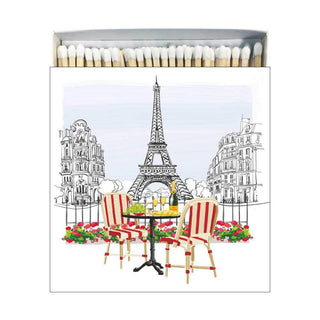 Bistro de Paris Matches, Square