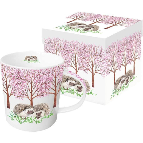 Hyde Park Hedgehogs Gift Boxed Mug