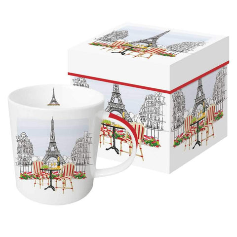 Bistro de Paris Gift-Boxed Mug