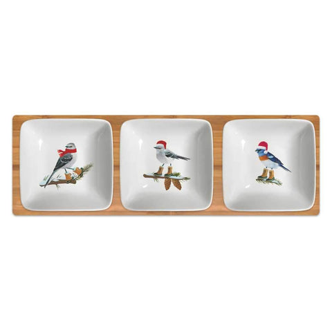 L.L. Tweets Dipping Dish Set