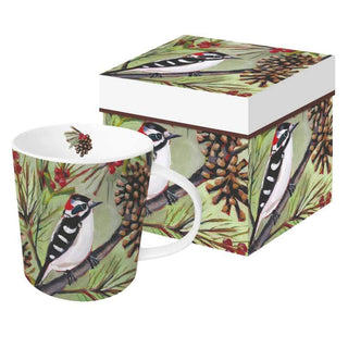 Winter Bird Musée Gift-Boxed Mug