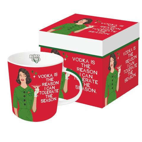 Tolerate The Season Gift-Boxed Mug