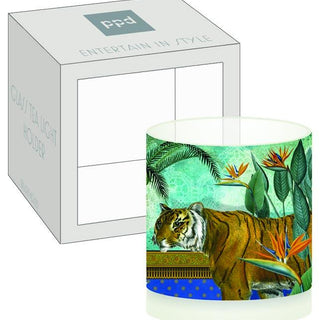 Kashmir Boxed Tea Light Holder (min.6)