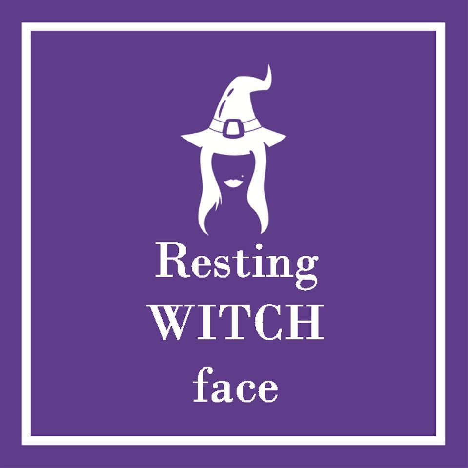 Witch Face Beverage Napkins