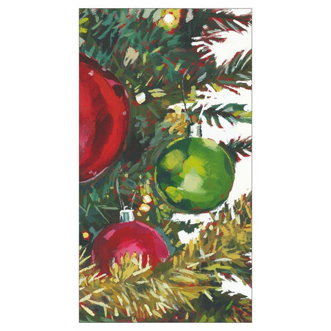 Oh Christmas Tree Guest Towel