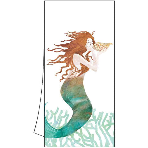 Waterside Mermaid Kitchen Towel