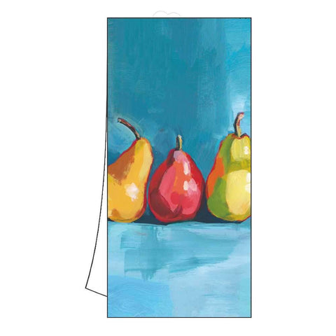 Pear Musée Kitchen Towel