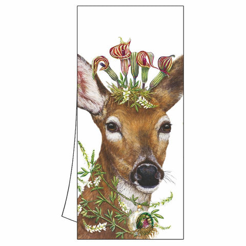 Christmas Princess Kitchen Towel