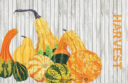 Harvest Placemat Set
