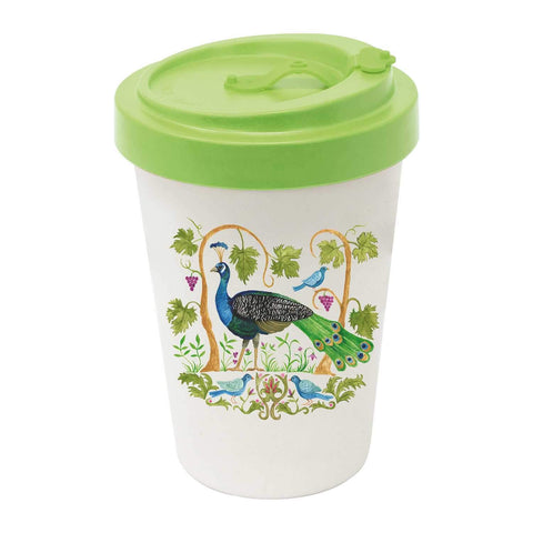 Bodrum Bamboo Travel Cup with Lid