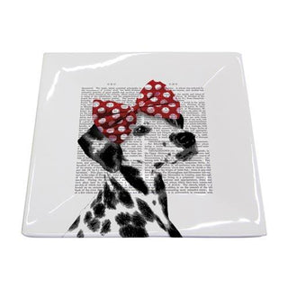 Dolly Square Plate