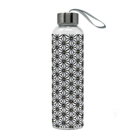 Ginza Glass Water Bottle