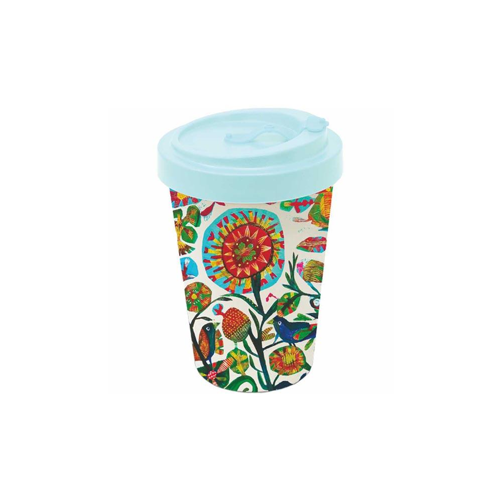 Quito Bamboo Travel Cup with Lid