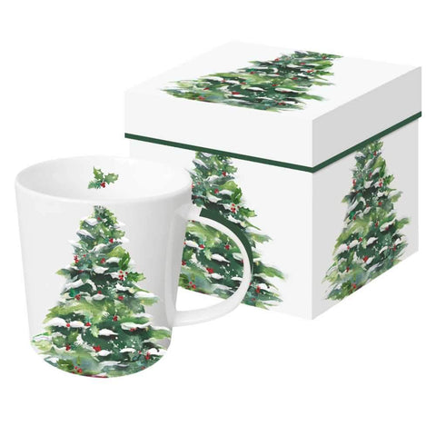 Winter Tree Gift-Boxed Mug