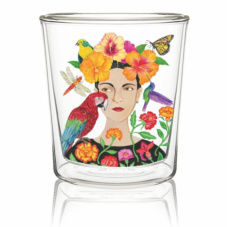 La Dolorosa Tea/Coffee Glass