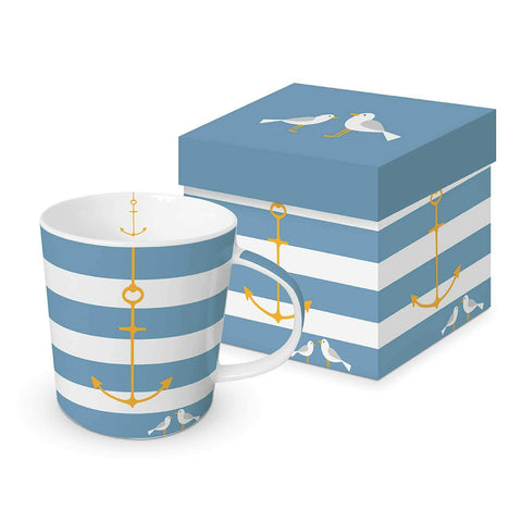 Anchor Gift-Boxed Mug