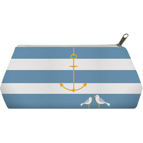 Anchor Canvas Cosmetic Bag (MED)