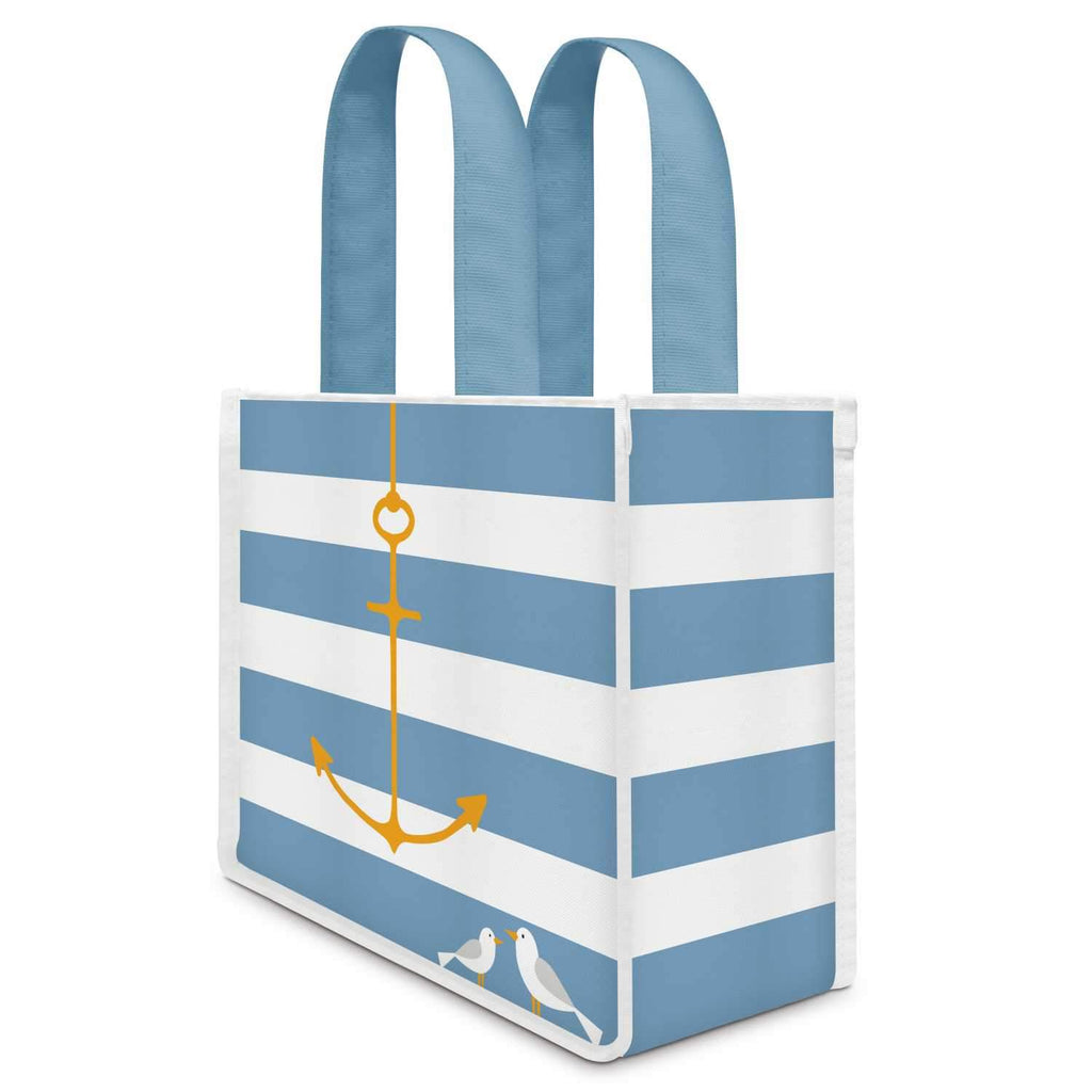 Anchor Canvas Lunch / Gift Bag