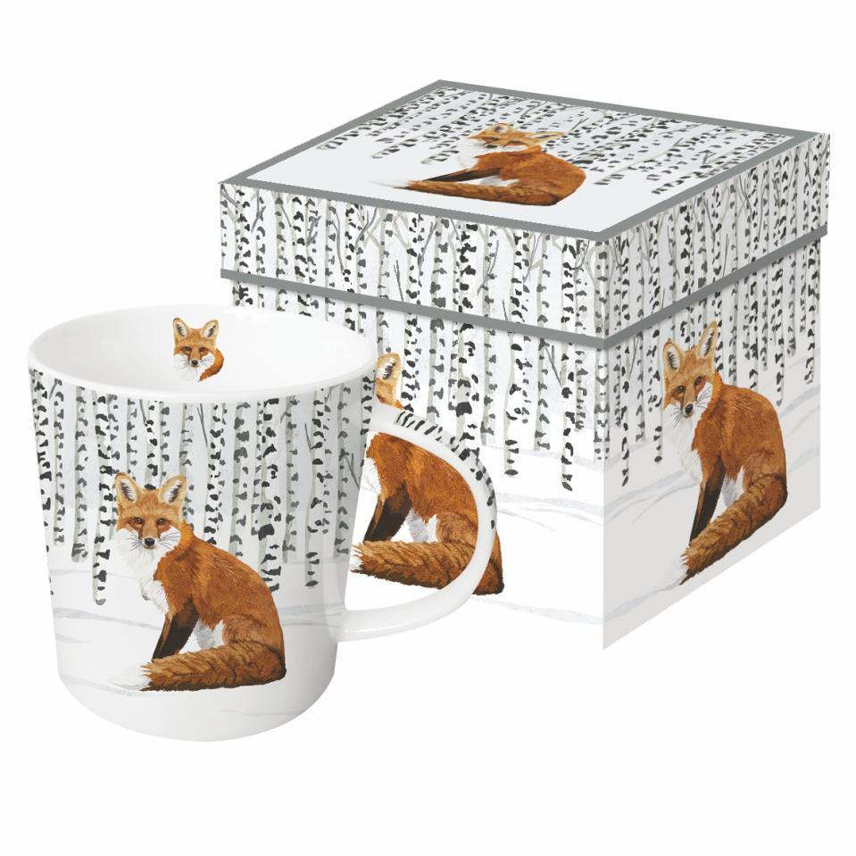 Wilderness Fox Gift-Boxed Mug