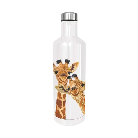 Giraffe Amigos Water Bottle
