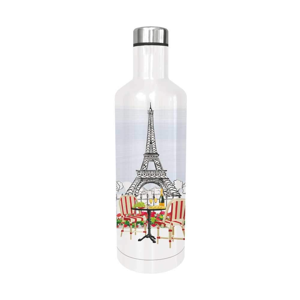Bistro de Paris Water Bottle