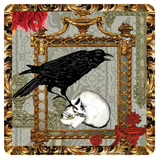"The Raven 10"" Paper Plate"