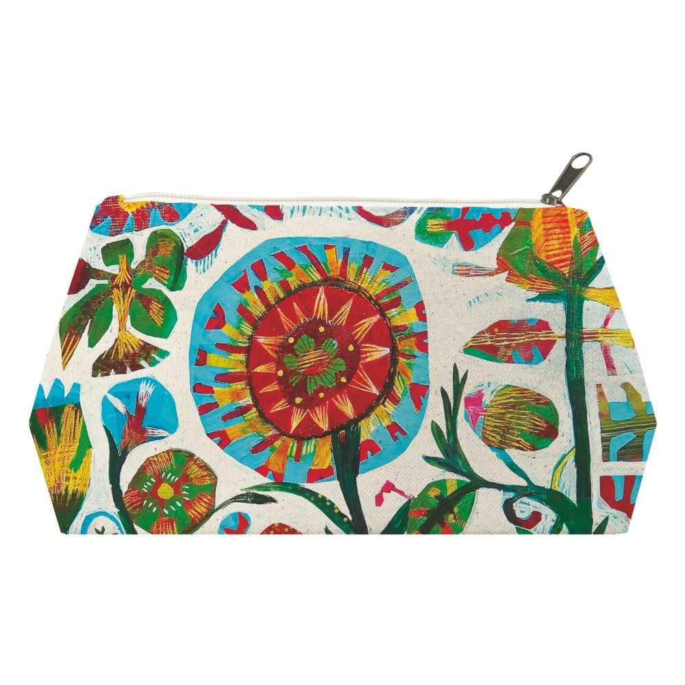 Quito Canvas Cosmetic Bags