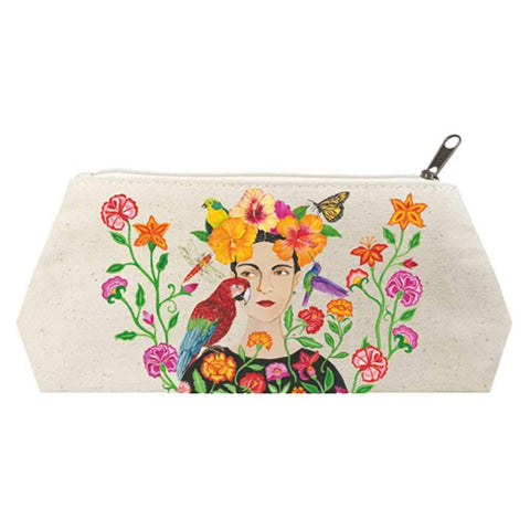 La Dolorosa Canvas Cosmetic Bags