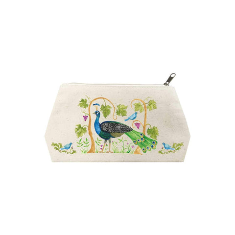 Bodrum Canvas Cosmetic Bag (LG)