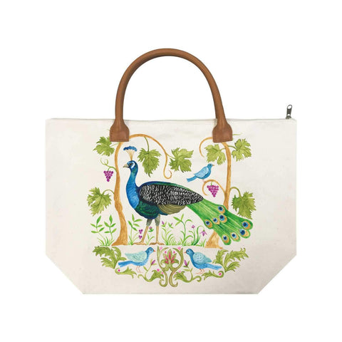 Bodrum Canvas Tote Bag