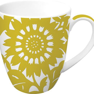 Zinnia Yellow Mug (min.6)