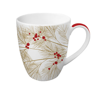 Winter Gold Mug