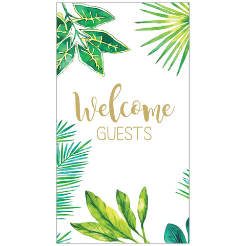 Welcome Guests Guest Towel