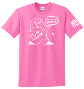 Oh Why?! Pink Tee