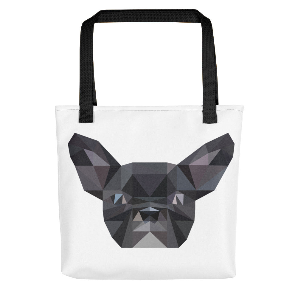 French Bulldog Polygon Tote Bag - Pet's Welfare