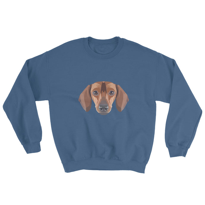 Dachshund Polygon Unisex Sweatshirt - Pet's Welfare