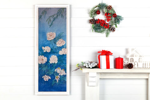 Fine Art Print adds beauty and warmth to your interior.
