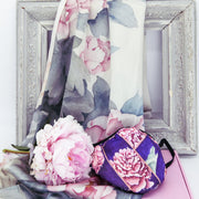 Ladies Fashion Masks - Peony Collage - The Peony Girl