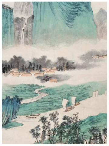 Online Traditional Chinese Art Introduction Class (December 2020) - The Peony Girl