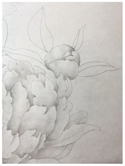 Online 4-Week Peony Brush Line Mastery Only Class (February 2021) - The Peony Girl