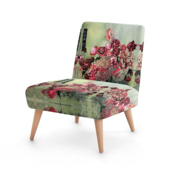 Occasional Chair - The Peony Girl - The Peony Girl