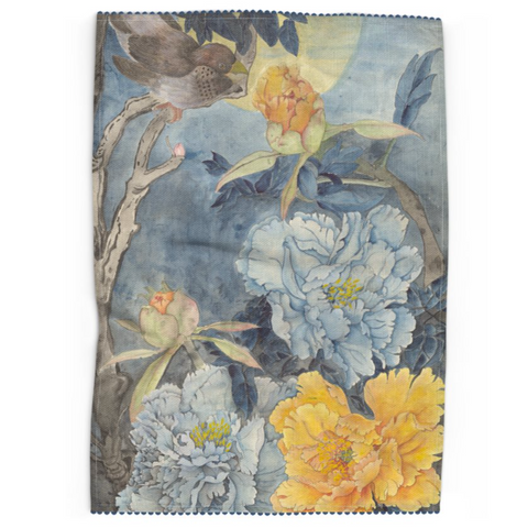 Tea Towels - Chilled Passion - The Peony Girl