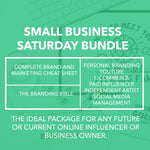 Small Business Saturday Bundle