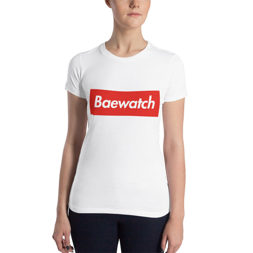 Baewatch Slim Fit T-Shirt