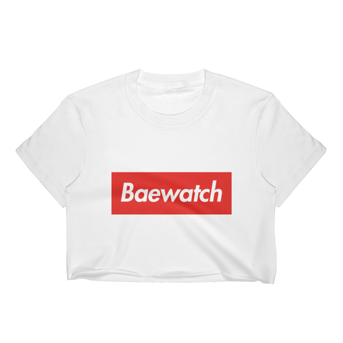 Baewatch Crop Top