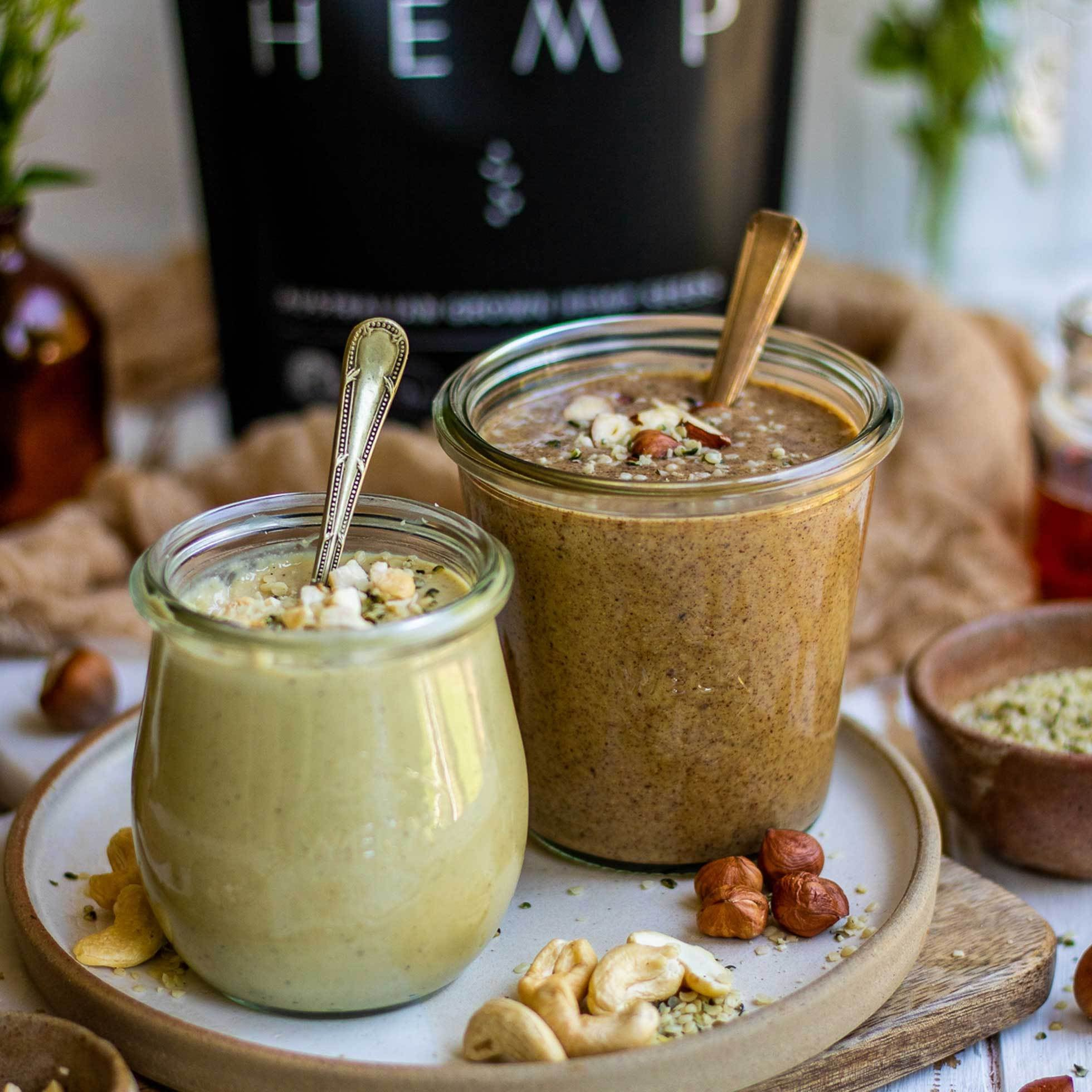 Hemp Seed Nut Butter