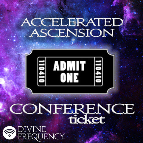 """Accelerated Ascension"" Online Conference Ticket"